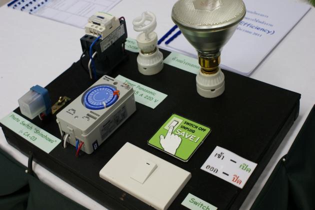 Energiespargeräte